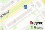 Схема проезда до компании ЭкспрессДеньги в Нижнем Новгороде