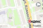 Схема проезда до компании Reeba в Нижнем Новгороде