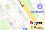 Схема проезда до компании Совкомбанк в Нижнем Новгороде