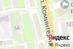 Схема проезда до компании АК Барс Банк в Нижнем Новгороде