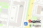 Схема проезда до компании РОЗМАРИН в Нижнем Новгороде