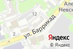 Схема проезда до компании Джут-НН в Нижнем Новгороде