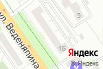 Схема проезда до компании Miami в Нижнем Новгороде