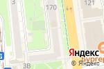 Схема проезда до компании Национальный банк Траст в Нижнем Новгороде