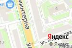 Схема проезда до компании Банк ВТБ 24, ПАО в Нижнем Новгороде