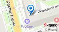 Компания Небоскрёб52 на карте