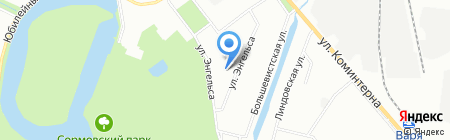 ЭлектроКабельСервис-НН на карте Нижнего Новгорода