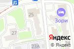 Схема проезда до компании ТСЖ №399 в Нижнем Новгороде