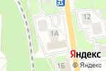 Схема проезда до компании Кроха в Нижнем Новгороде