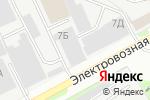 Схема проезда до компании Джутвуд в Нижнем Новгороде