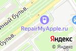 Схема проезда до компании Техно-Сервис-НН в Нижнем Новгороде