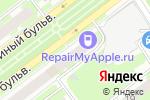 Схема проезда до компании Мир Технологий НН в Нижнем Новгороде