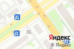 Схема проезда до компании Перевозофф в Нижнем Новгороде