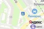 Схема проезда до компании Продуктовый магазин на проспекте Октября в Нижнем Новгороде