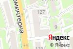 Схема проезда до компании Нью лайф в Нижнем Новгороде