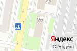 Схема проезда до компании Motor-NN в Нижнем Новгороде