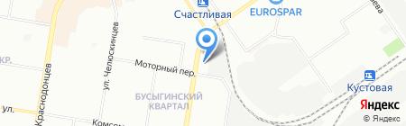 ПроПласт-НН на карте Нижнего Новгорода