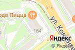 Схема проезда до компании Банк Открытие в Нижнем Новгороде