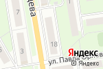 Схема проезда до компании MIZFAR в Нижнем Новгороде