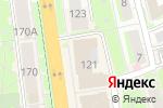Схема проезда до компании COM.OK в Нижнем Новгороде