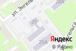 Схема проезда до компании Детский сад №364 в Нижнем Новгороде