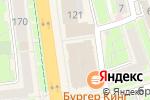 Схема проезда до компании Текстильщик в Нижнем Новгороде