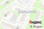 Схема проезда до компании Лайт в Нижнем Новгороде