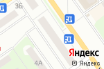 Схема проезда до компании Modali в Нижнем Новгороде