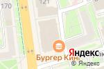 Схема проезда до компании АНАНАС в Нижнем Новгороде