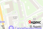 Схема проезда до компании Титан в Нижнем Новгороде
