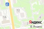 Схема проезда до компании Всё для дома в Нижнем Новгороде