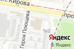 Схема проезда до компании Акара в Нижнем Новгороде