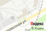 Схема проезда до компании Семь дорог в Нижнем Новгороде