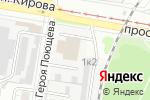Схема проезда до компании ИмпериалЪ в Нижнем Новгороде