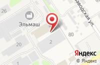 Схема проезда до компании Грузовой автосервис в Кудьме