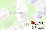 Схема проезда до компании Мульти-Мастер в Нижнем Новгороде