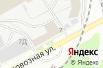 Схема проезда до компании Добрый Доктор в Нижнем Новгороде