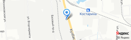 DomProm на карте Нижнего Новгорода