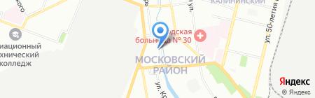 Scrapfantasy на карте Нижнего Новгорода
