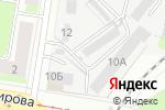 Схема проезда до компании Авангард в Нижнем Новгороде