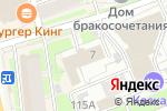 Схема проезда до компании ПЕРВЫЙ ВИЗОВЫЙ ЦЕНТР в Нижнем Новгороде