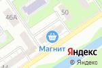 Схема проезда до компании АЙБОЛИТ в Нижнем Новгороде