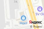 Схема проезда до компании Столплит в Нижнем Новгороде
