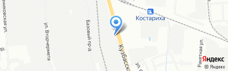 НОХТ на карте Нижнего Новгорода
