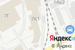 Схема проезда до компании ТЕЛЬФЕРСНАБ в Нижнем Новгороде