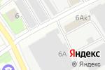 Схема проезда до компании Meow в Нижнем Новгороде