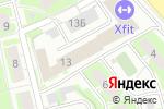 Схема проезда до компании БалтБет в Нижнем Новгороде