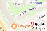 Схема проезда до компании Адвокатский кабинет Пиряков Н.В. в Нижнем Новгороде