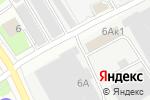 Схема проезда до компании ЦВЕТМЕДСЕРВИС в Нижнем Новгороде