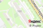 Схема проезда до компании Магазин окон в Нижнем Новгороде
